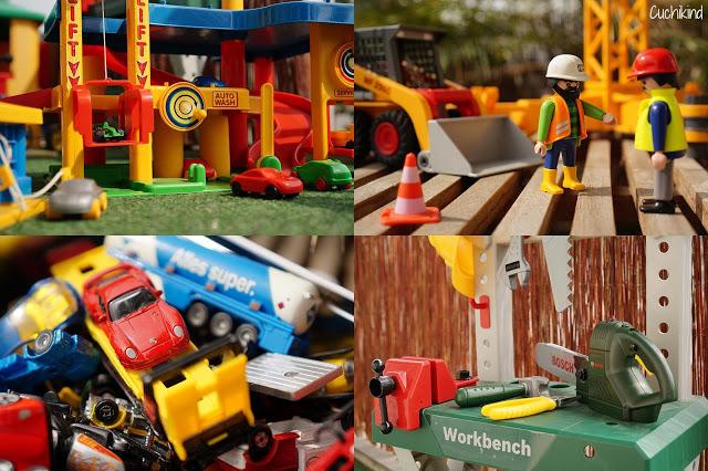Kinderflohmarkt im Günthersburgpark