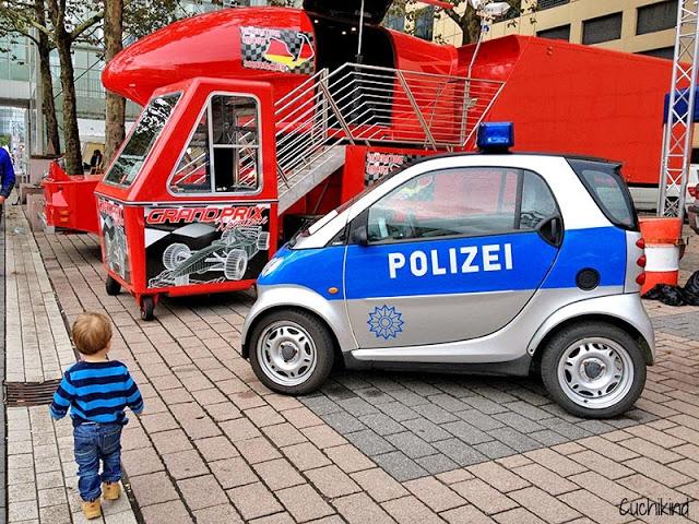 IAA Frankfurt 2013 mit Kind