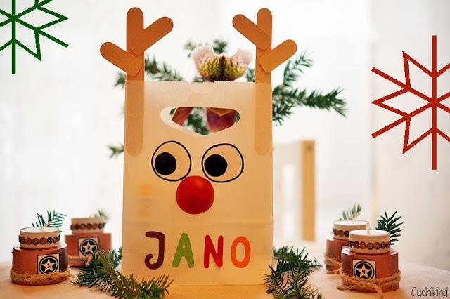 Wichteltüte Rudolph