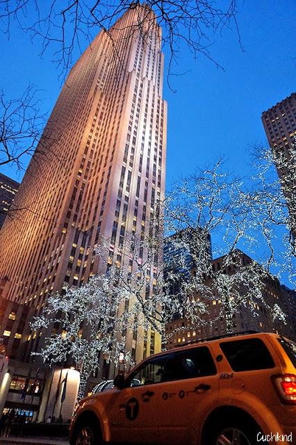 New York mit Kleinkind