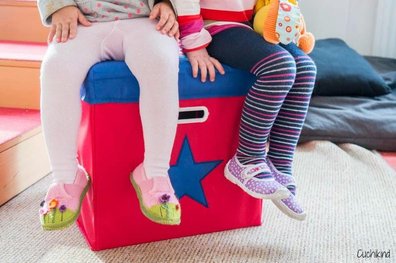Spielzeugbox von Bigso