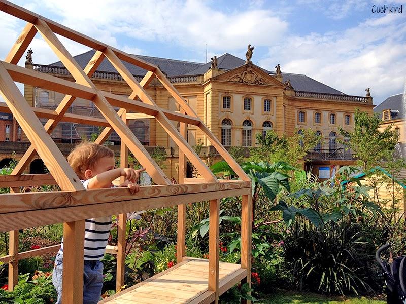 Metz in Frankreich