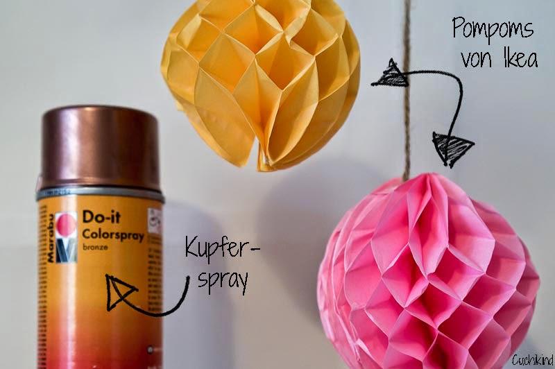 Pompoms von Ikea
