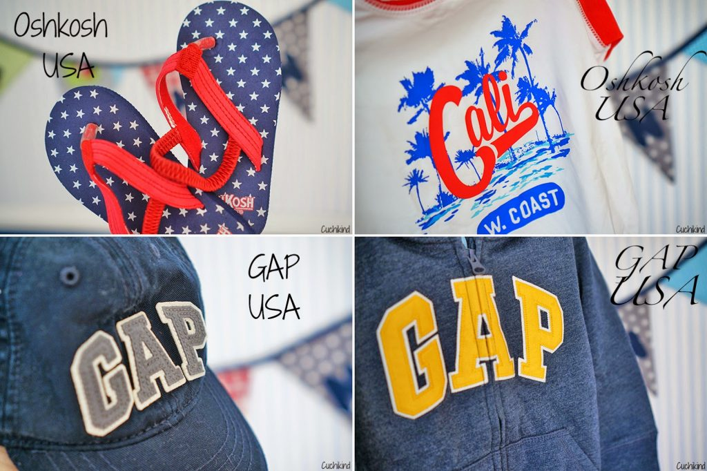 Shopping USA Kinder