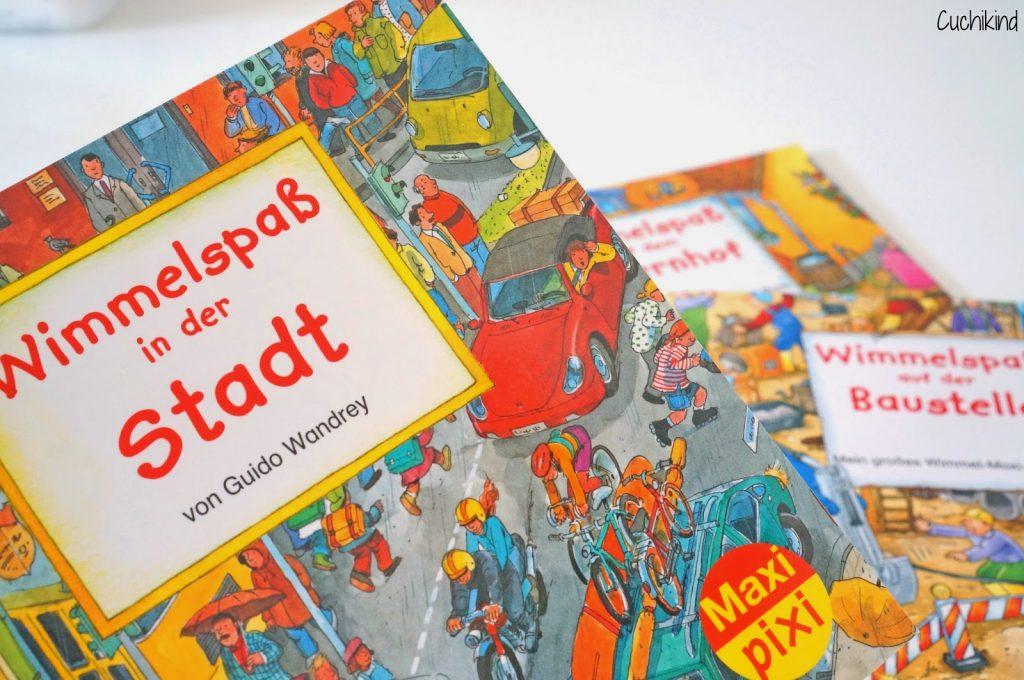 Maxi-Pixi Wimmelbuch