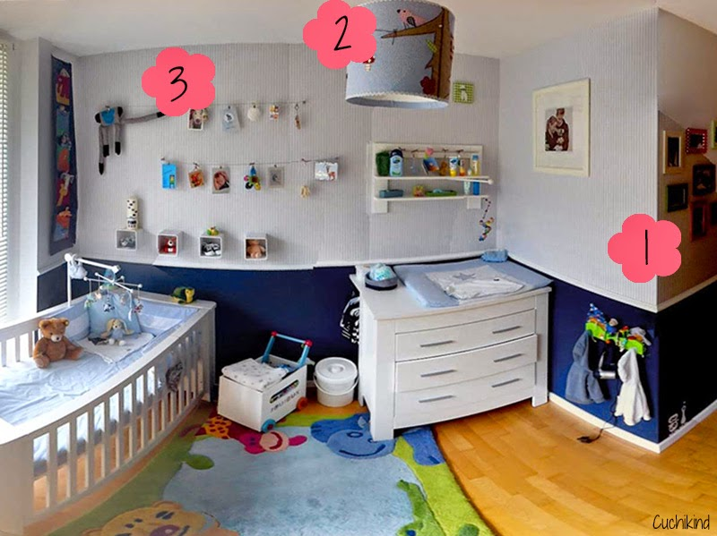 Babyzimmer DIY