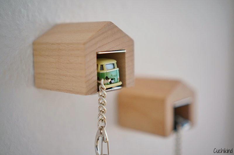 Schlüssel-Häuschen