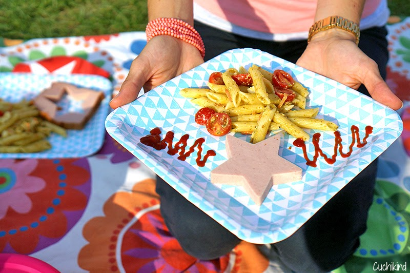 Sommerpicknick-Ideen