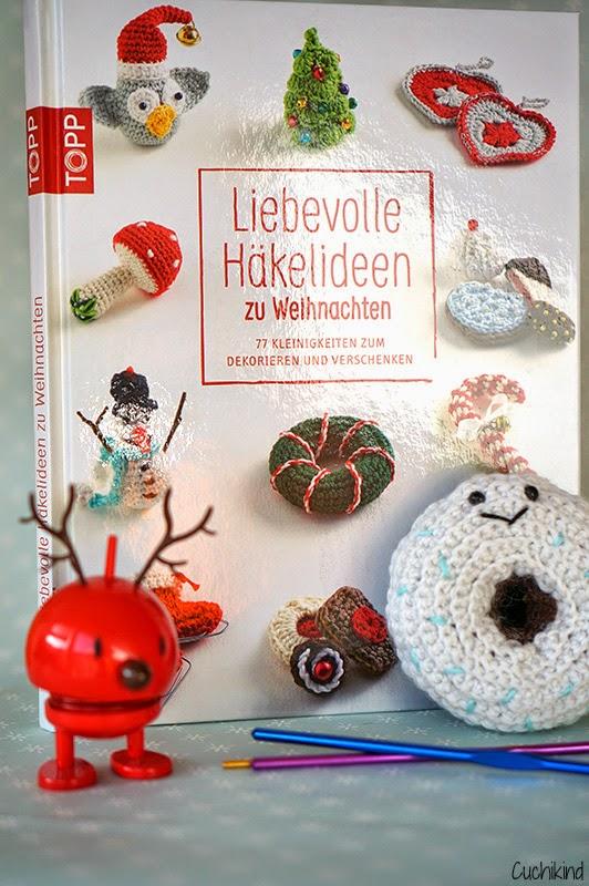 Buchtitel: Liebevolle Häkelideen zu Weihnachten