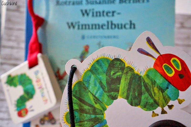 Raupe Nimmersatt vom Gerstenberg-Verlag