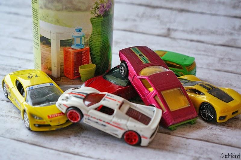 Spielzeugauto-DIY