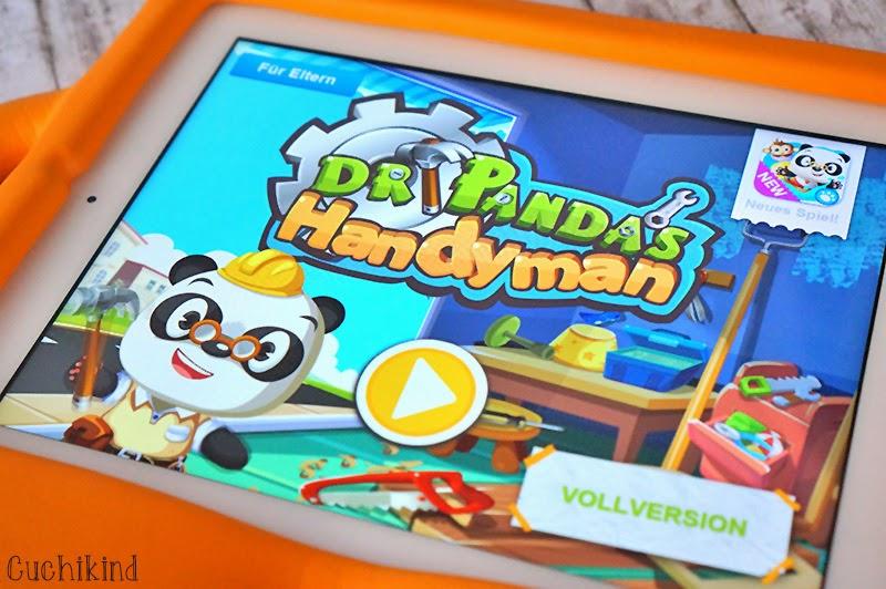 Dr Pandas Heimwerker App