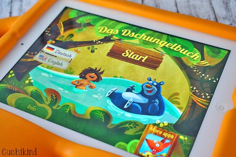 Dschungelbuch App