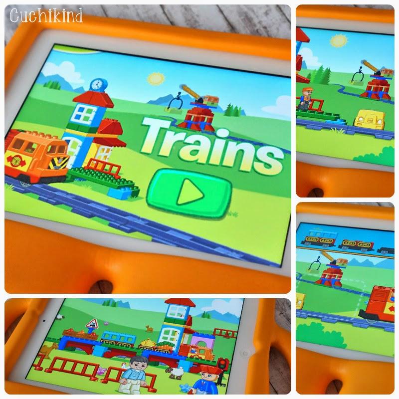 Duplo Trains