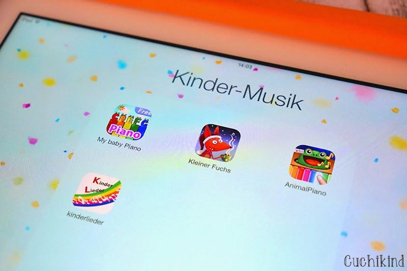 Musik-Apps für Kinder