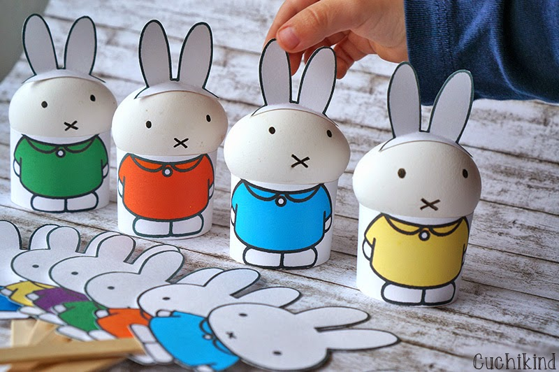 Freebie Miffy Ostern