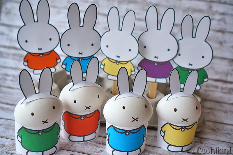 Miffy-Eierbecher