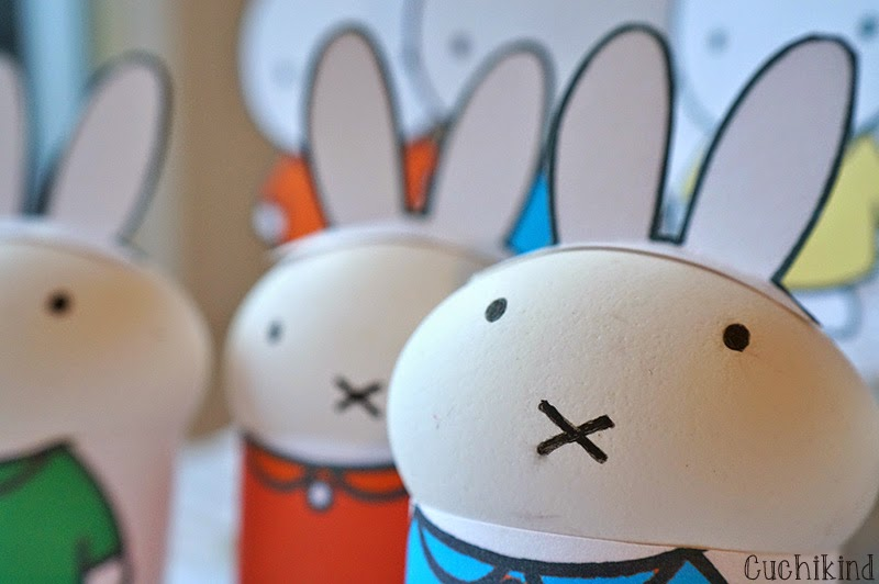 Miffy Freebies