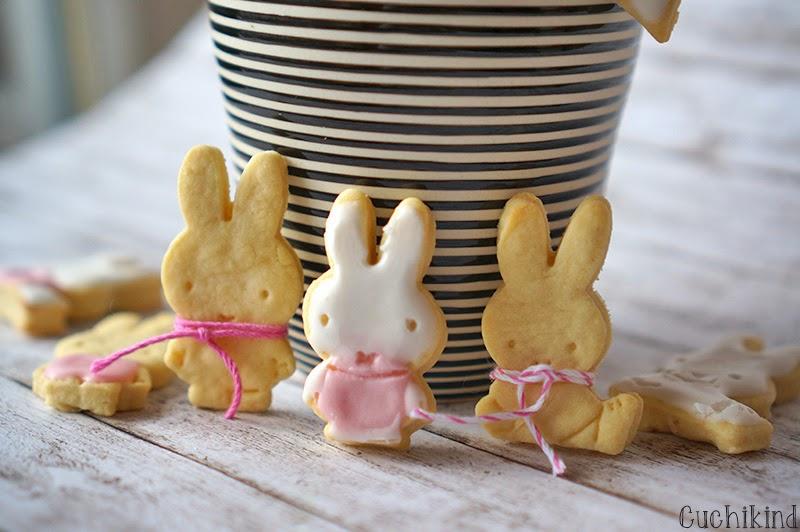 Miffykekse zu Ostern