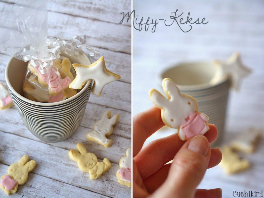 Miffy-Kekse selbst backen