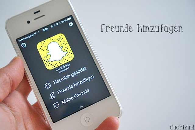Anleitung Snapchat