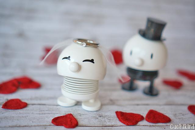 Hoptimisten Brautpaar