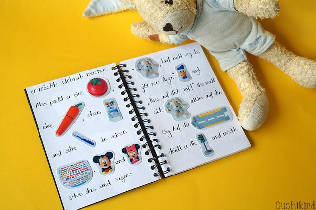 Kinderbuch basteln