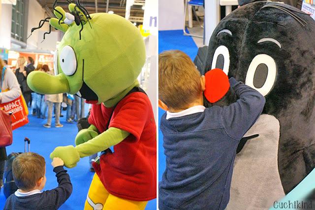 Buchmesse Frankfurt 2015 Kindertag
