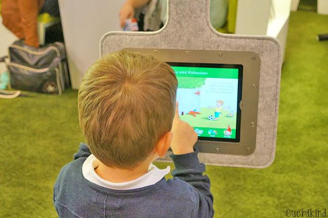 Buchmesse Frankfurt 2015 Kinderapps