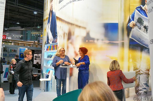 Buchmesse Frankfurt 2015 Kerstin Gier