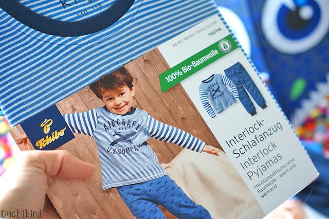 Kinderschlafanzug Tchibo