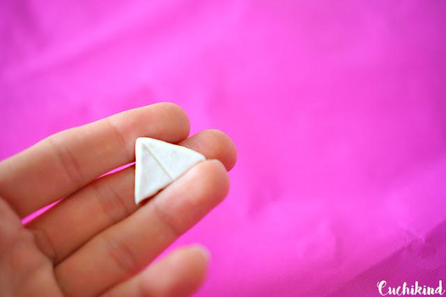 Origami aus Fimo
