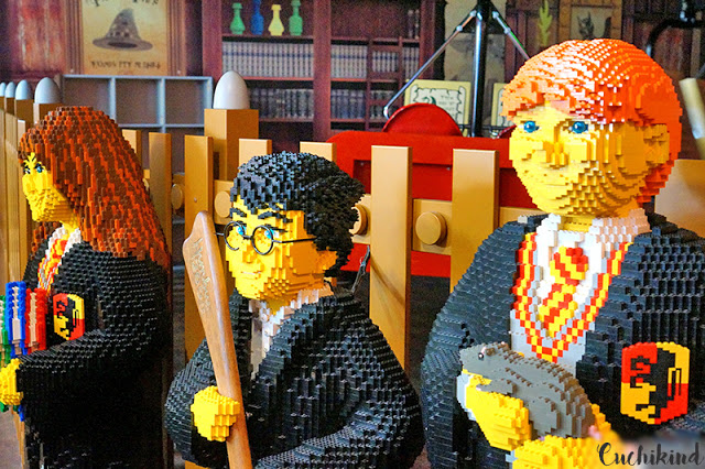 Harry Potter aus Lego