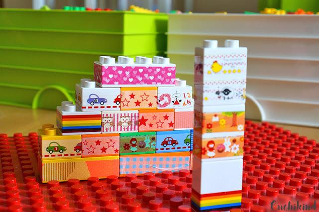 10 washi tape ideen f r kinder cuchikind. Black Bedroom Furniture Sets. Home Design Ideas