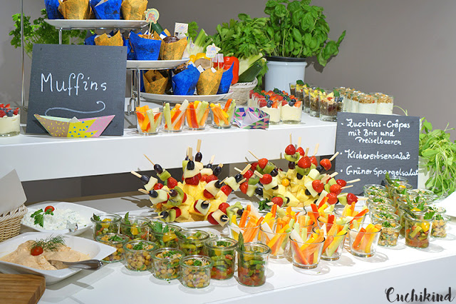 buffet bloggerevent
