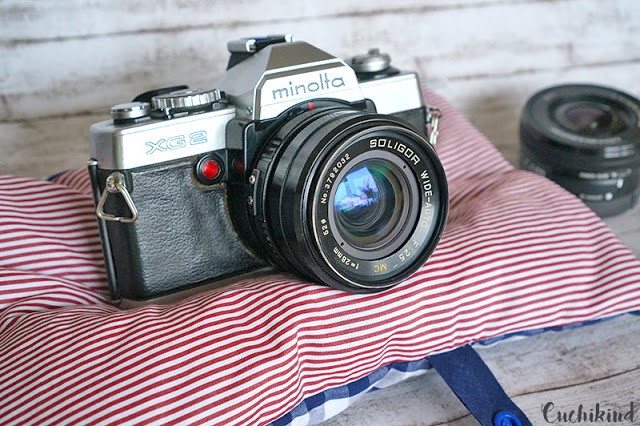minolta kamera