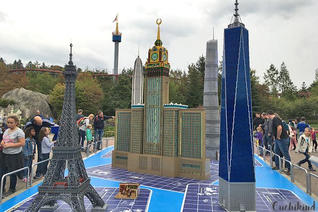 Oneworldtower Legoland