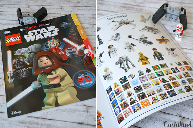 Das Mach-Malbuch Star Wars
