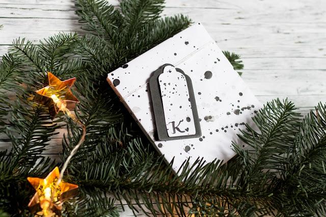 Geschenkanhänger selber machen