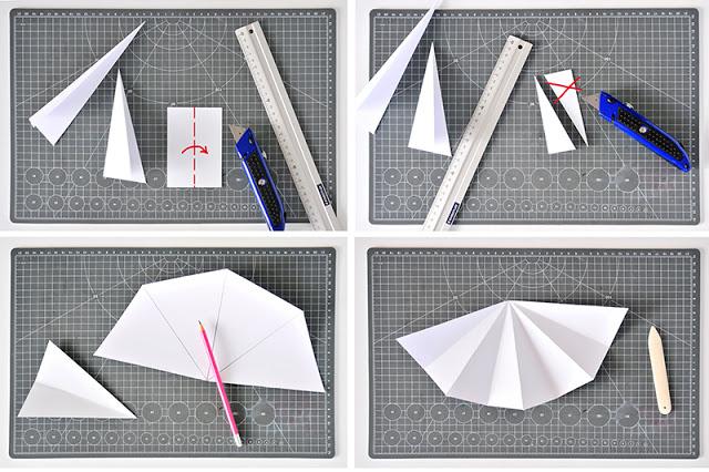 Anleitung Papiertanne