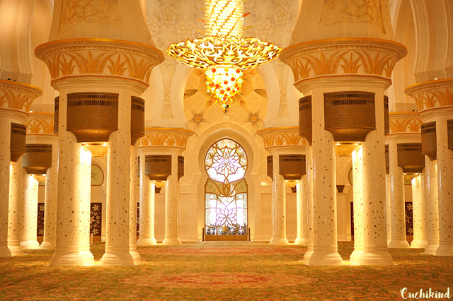 Shahid Zayed Moschee