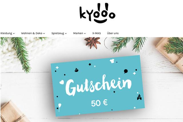 Gutschein von Kyddo