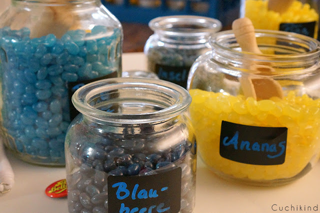 Jelly Beans Sommersorten