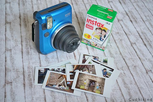 Instax Mini Gästefotos