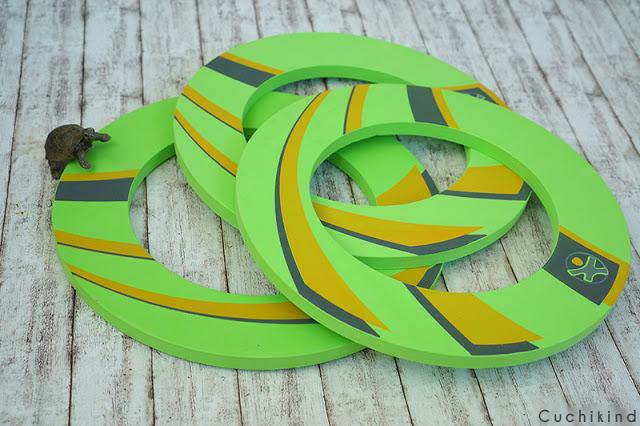 Frisbee Ringe