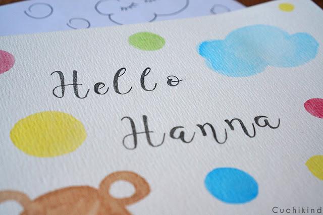 Anleitung Handlettering