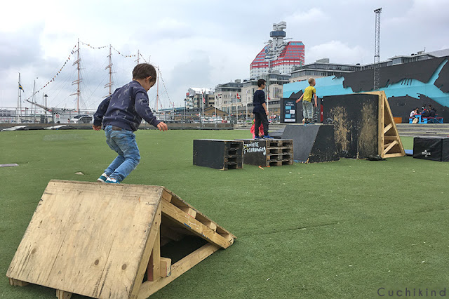 Göteborg mit Kindern