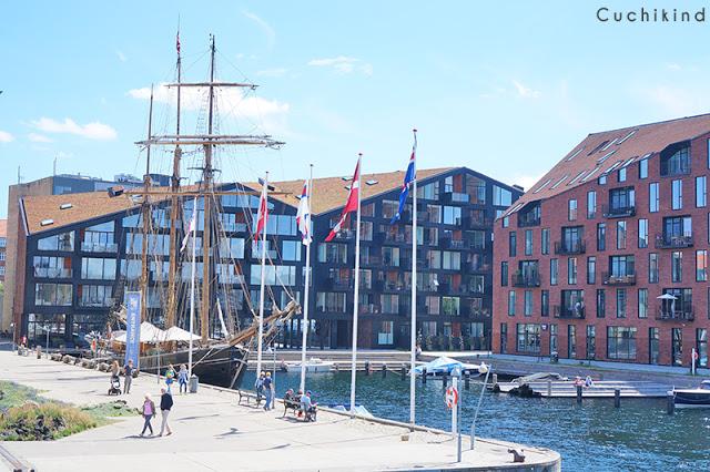 Kopenhagen mit Kind