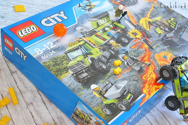 Lego Vulkan