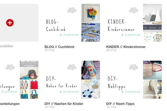 Boardcover bei Pinterest erstellen